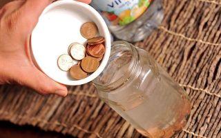 Медная чеканка: чеканка медных монет в домашних условиях