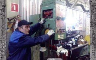 Ремонт и обслуживание сверлильных станков