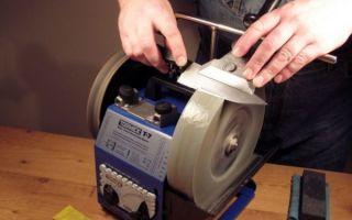 Как собрать точильный станок своими руками для ножей — видео, фото