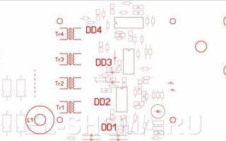 Принципиальная схема сварочного инвертора для различных моделей