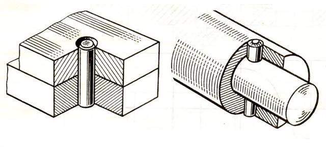 Штифты металлические: описание, виды, назначение, материал