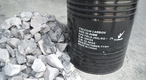 Карбид кальция: хранение, получение, реакция