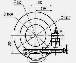 Токарно-винторезный станок 1Н65: характеристики, инструкция