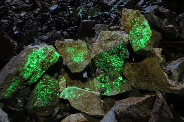 Урановая руда: месторождения, добыча, переработка