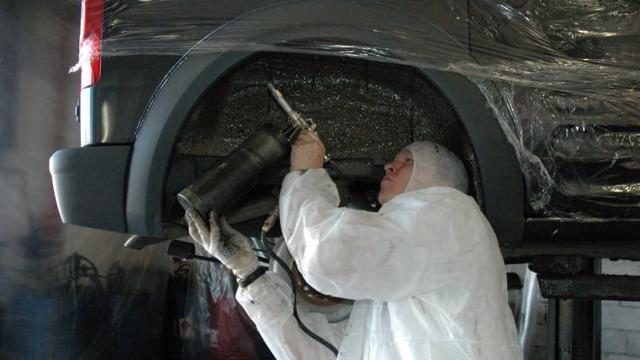 Антикоррозийные защитные покрытия металла: виды, составы