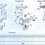 Токарные станки по дереву: конструкция, фото, видео