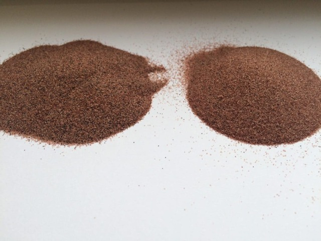 Гранатовый песок для гидроабразивной резки: назначение и применение