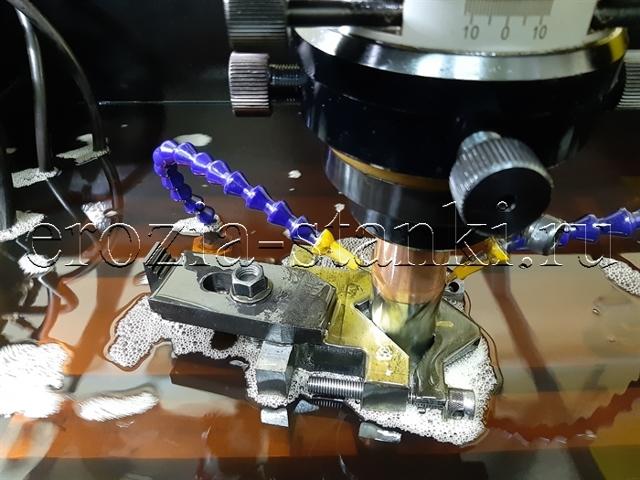 Электроэрозионная обработка металлов: режимы, методы, технология