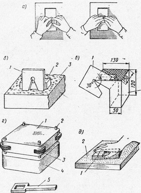 Доводка и притирка: технология, инструменты, материалы