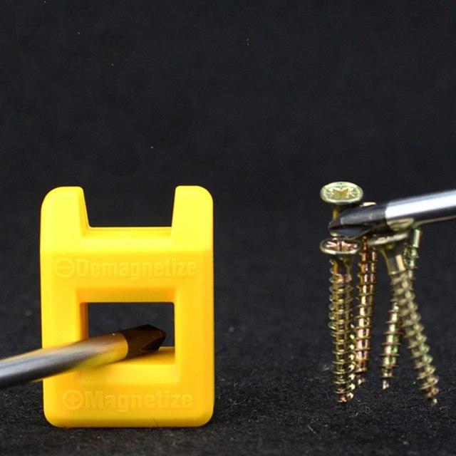 Как размагнитить металл в домашних условиях: способы, приборы
