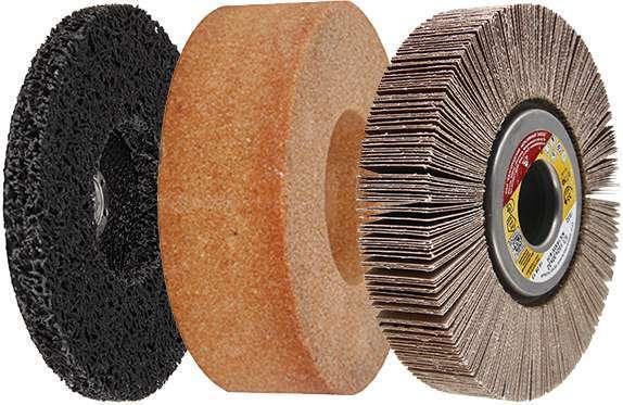 Абразивные шлифовальные круги: виды, применение