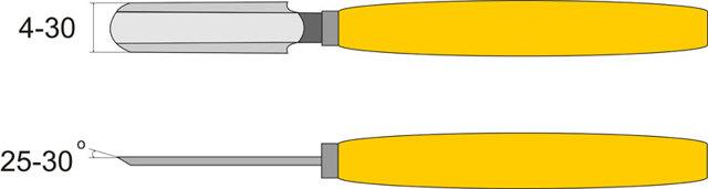 Резец отрезной токарный: конструкция, виды, режимы, назначение