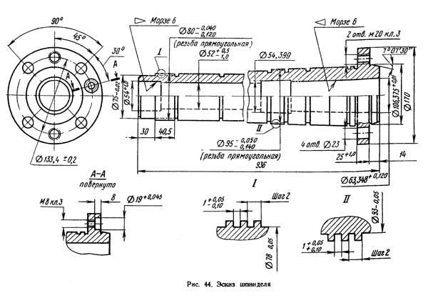 Токарный станок ТВ-11: устройство и предназначение