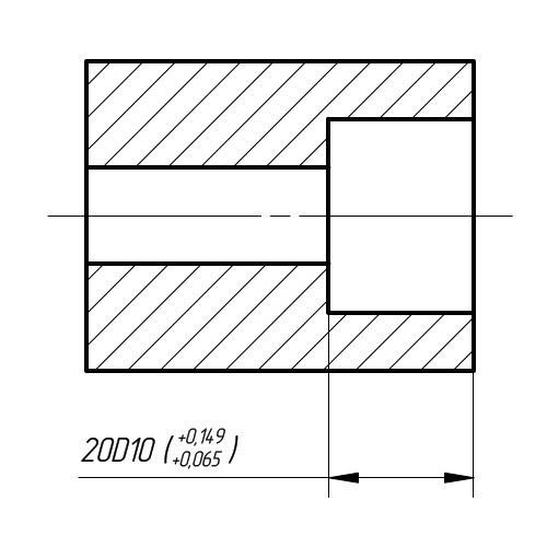 Нанесение размеров на чертежах: правила, отклонения, ГОСТ