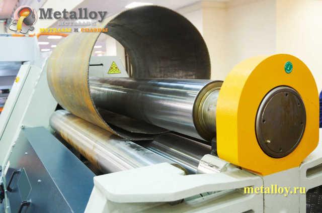 Вальцы для листового металла трехвалковые и другие виды: технические характеристики