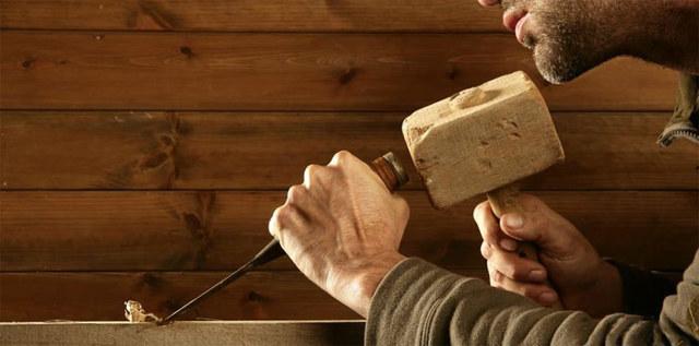 Киянка резиновая: виды, применение, изготовление