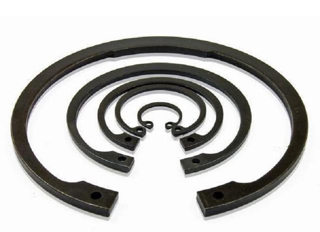Как снять стопорное кольцо: технология и инструмент: виды, приемы, характеристика