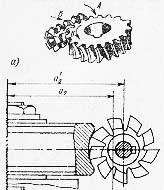 Колесо червячное зубчатое: расчет, изготовление, материал