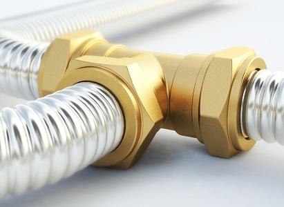 Гофрированная труба из нержавеющей стали: виды, применение