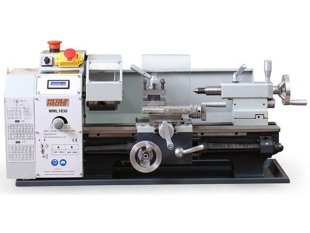 Настольный токарный станок по металлу 1Д601