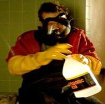 Травление нержавеющей стали: кислотами, пастами, хлорным железом