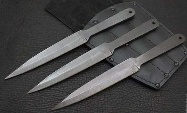Чертежи ножей с размерами для изготовления своими руками