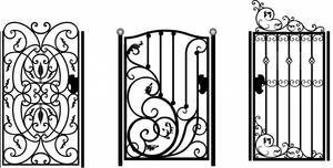 Элементы художественной холодной ковки: фото, видео, эскизы