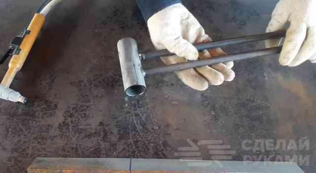 Сегментные листогибы ручные, изготовление своими руками, видео
