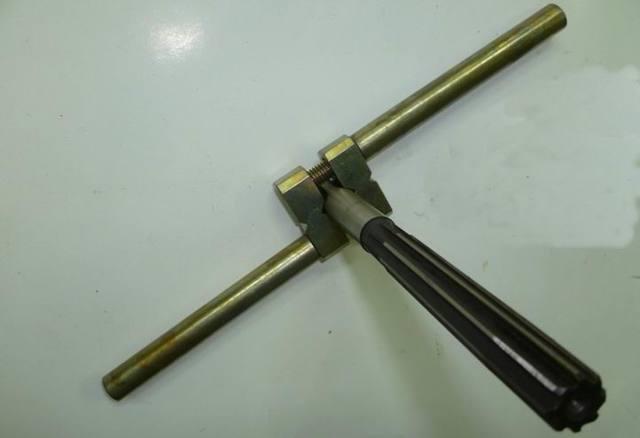 Развертки по металлу : конструкция, классификация, применение