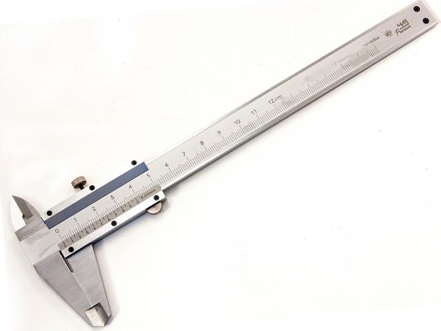 Штангенциркуль нониусный ШЦ 1-125,150 мм с глубиномером