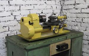 Часовой токарный станок настольный: устройство, назначение, модели