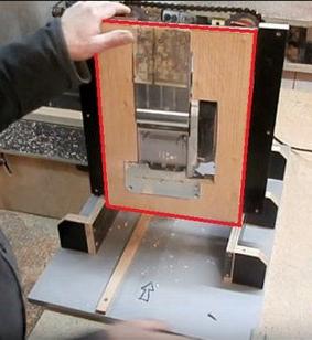 Как сделать фуганок из электрорубанка своими руками