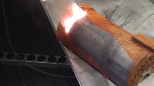 Удаление ржавчины лазером с металла: технология, оборудование