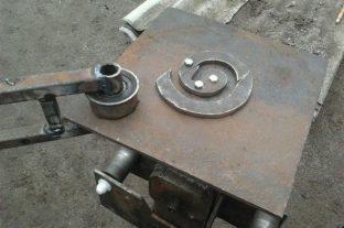 Холодная ковка металла: оборудование, инструмент, элементы
