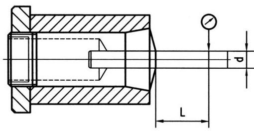 Шпиндель фрезерного станка: устройство, конус, чертеж