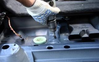 Сверло для высверливания точечной сварки: конструкция, заточка
