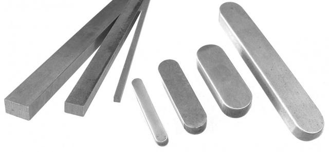 Шпоночный материал: ГОСТ, характеристики, размеры