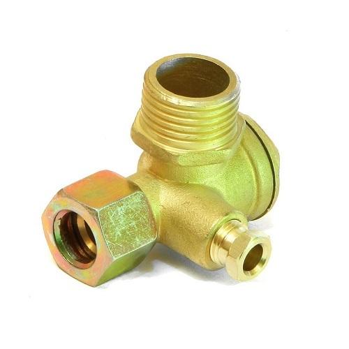 Клапан сброса давления воздуха для компрессора: виды, принцип работы