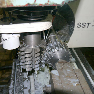 Поворотный стол для фрезерных, расточных, сверлильных станков