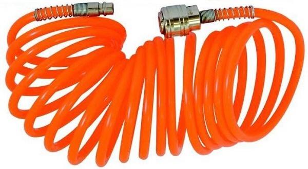 Шланг для компрессора: назначение, типы, модели оборудования