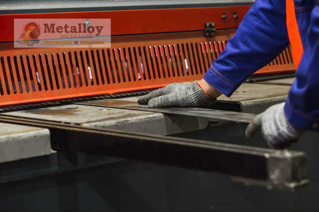 Гильотины для резки и рубки металла: ручные механические, электрические, гидравлические