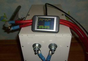 Конденсаторная сварка: схемы, описание, оборудование