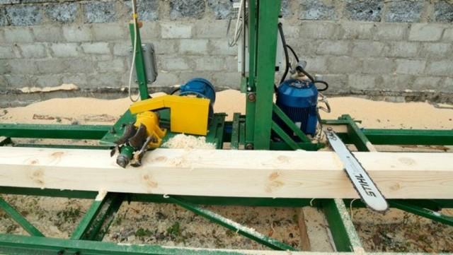 Четырехсторонний деревообрабатывающий станок своими руками