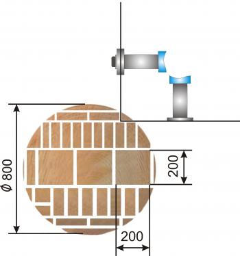 Дисковые пилорамы: угловые, поворотные, мини - видео, фото