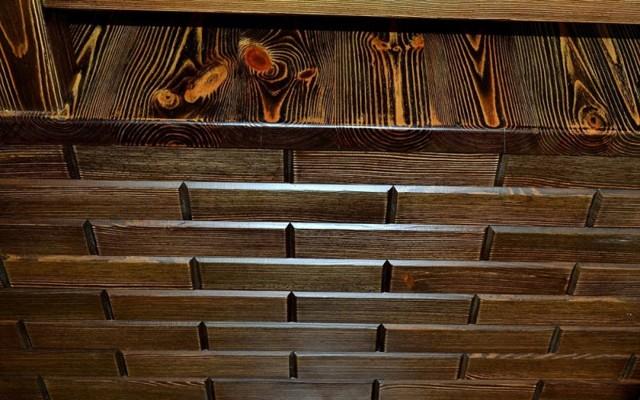 Браширование древесины своими руками: инструмент, методы, видео