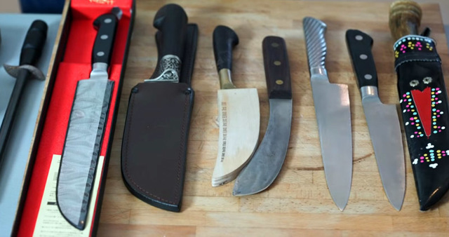 Заточка ножей: инструменты, заточка в домашних условиях
