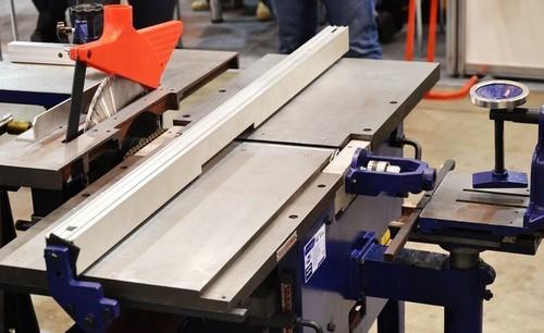 Станок деревообрабатывающий многофункциональный бытовой для дома и производства