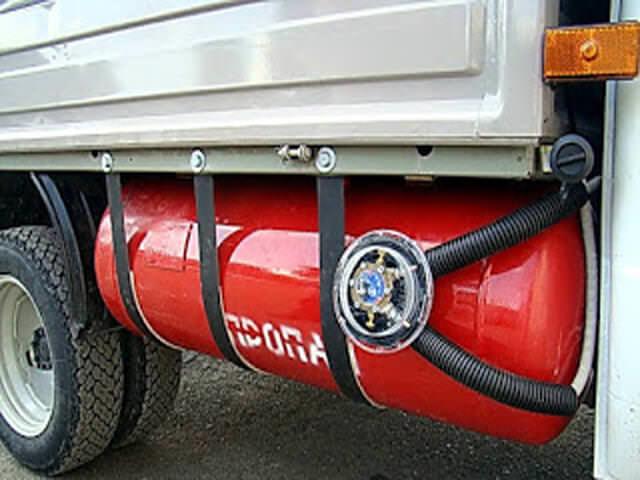 Освидетельствование газовых баллонов: бытовых, автомобильных
