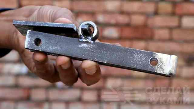 Струбцина своими руками из дерева или металла