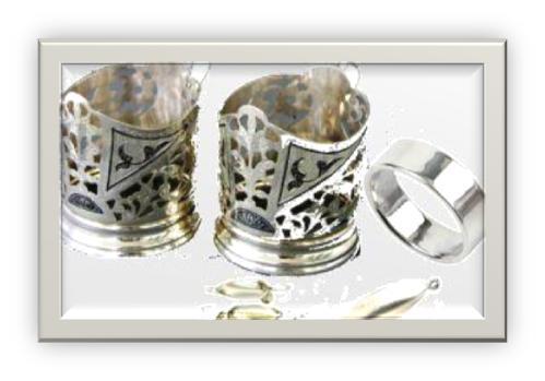 Серебрение в домашних условиях: гальваническое, химическое